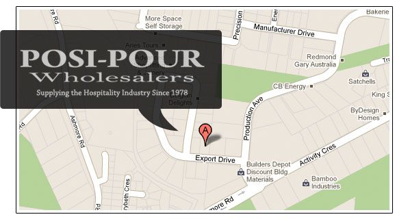 Our Location - Posi Pour